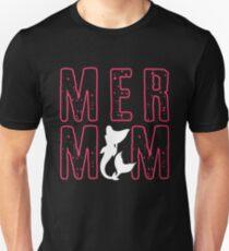 Mermaid Mom Fantasy Funny Cool Gift Cute Unisex T-Shirt