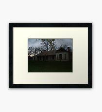 Heritage Building Framed Print