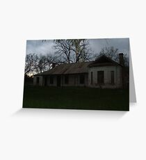 Heritage Building Greeting Card