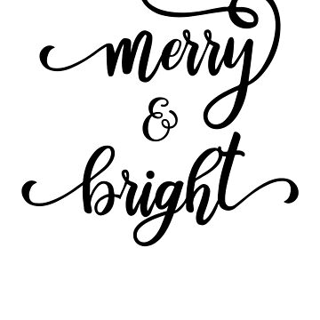 Merry & Bright Christmas Celebration by kbasandra