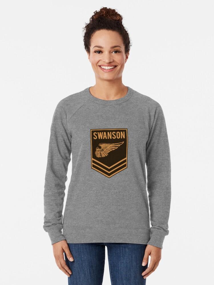 Alternate view of Parks and Recreation - Swanson Ranger Club Lightweight Sweatshirt