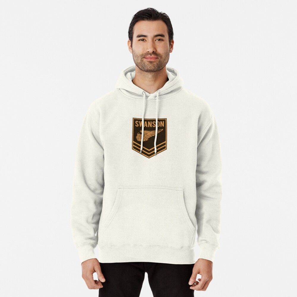 Parks and Recreation - Swanson Ranger Club Pullover Hoodie