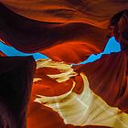View in Antelope Canyon by ETBtravelphotog