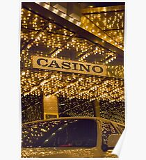 Casino Limo Poster