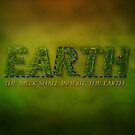 The meek shall inherit the earth by Katseyes