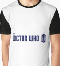 Doctor Who? Graphic T-Shirt