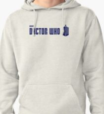 Doctor Who? Pullover Hoodie