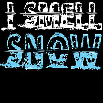 I Smell Snow by iwaygifts