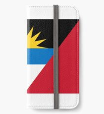 Flag of Antigua and Barbuda iPhone Wallet/Case/Skin