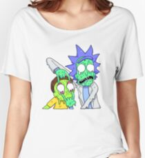 Rick and Morty  Relaxed Fit T-Shirt