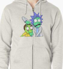 cb1b03d6b3e8 Rick and Morty Sweatshirts   Hoodies
