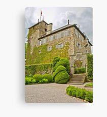 Medieval Castle Canvas Print