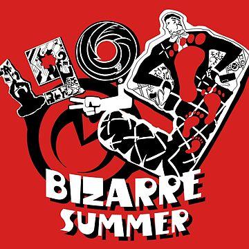 1999 Bizarre Summer by datshirts