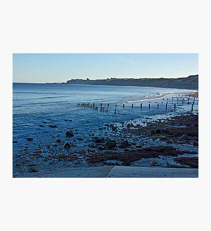 Sandsend Bay Photographic Print