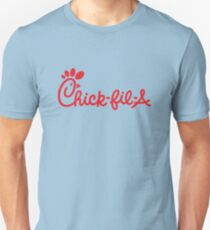 Chicke red Unisex T-Shirt