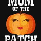 Mom of the Patch Pumpkin Halloween Party Costume by Kieran Abbott