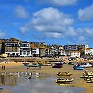 Dreaming of Summer: St Ives Cornwall by MGMasonCreative