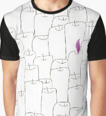 his birthday - purple Graphic T-Shirt