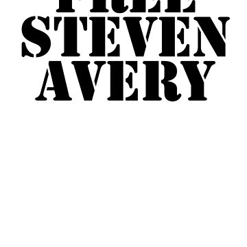 Free Steven Avery by imnotanumber