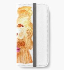 Isle of dogs - Nutmeg iPhone Wallet/Case/Skin