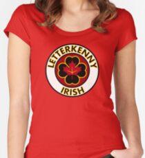 Shoresy Tailliertes Rundhals-Shirt