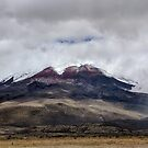 Cotopaxi volcano by ashley reed