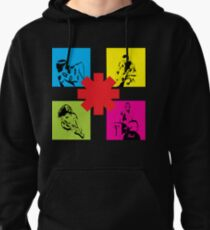 Red Hot Chili Peppers Artwork Pullover Hoodie