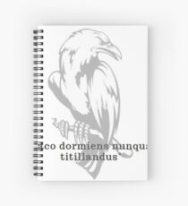 Hogwarts Ravenclaws  Spiral Notebook