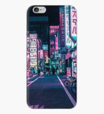 Tokyo - ein Neonwunderland iPhone-Hülle & Cover