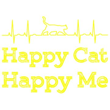 Happy cat, Happy me1 by KaylinArt