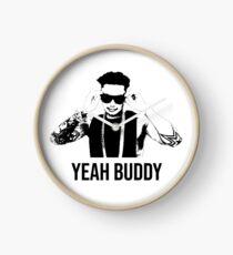 Pauly D Yeah Buddy Clock