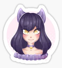 Aphmau Cute New Fanart Drawing Sticker