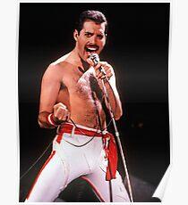 Freddie Legend Poster