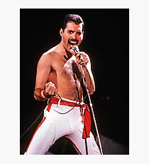 Freddie Legend Photographic Print