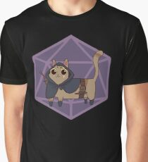Rogue Meow Graphic T-Shirt