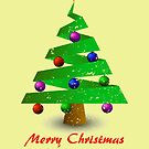 Merry Christmas by Keith G. Hawley