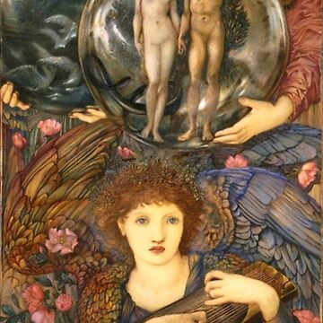 "Edward Burne-Jones ""The Days of Creation - Day 6"" by ALD1"