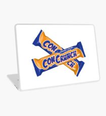 ConCrunch - More Work, Less Time Laptop Skin