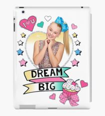 jojo siwa dream big iPad Case/Skin