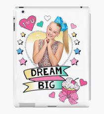 jojo siwa träume groß iPad-Hülle & Klebefolie