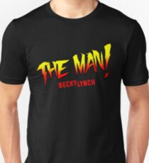 """The Man"" Becky Lynch Unisex T-Shirt"