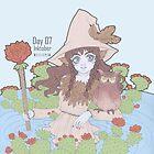Hera Witch - Inktober Day 7 by Weiliepew
