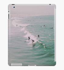 Venice Beach California Surfing iPad Case/Skin