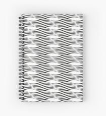 Humbug Ribbon Spiral Notebook