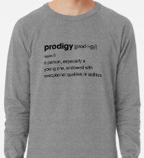 prodigy - definition Lightweight Sweatshirt 83aa7230a