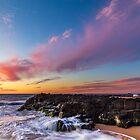November Sunset by robcaddy