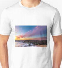 November Sunset Unisex T-Shirt