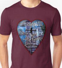 Henry VIII Valentine Shirt Unisex T-Shirt