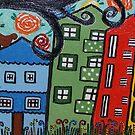 My Street by conniecrayon