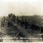 REBURYING THE AMERICAN DEAD IN NATIONAL CEMETERY by Don A. Howell